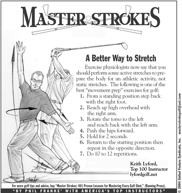 A Better Way to Stretch